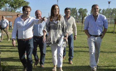 Vidal completa la segunda recorrida por los 135 municipios de la Provincia