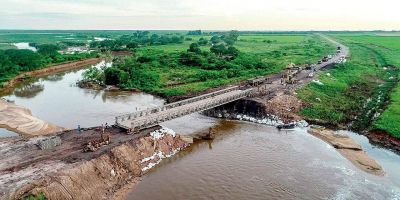 Próximo desafío: sumar obras de retención de excedentes hídricos