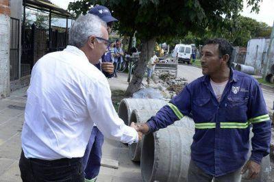 Más de 200 familias de La Paloma beneficiadas con nuevas obras hidráulicas