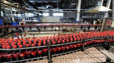 Coca-Cola tiene su peor día en bolsa desde 2008