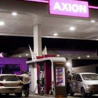 Casi 60 estaciones Axion cambian su cara en Uruguay