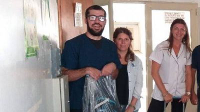 CICOP realiza la entrega anual de kits de útiles escolares