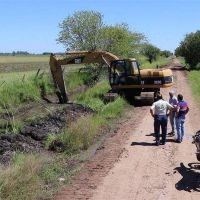 Continúan los operativos de limpieza y desobstrucción de canales