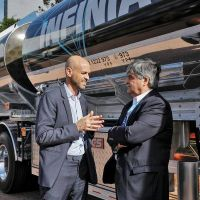 Por primera vez usarán bitrenes para transportar combustibles en el país