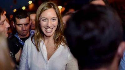 """Vidal completó otra 'gira 135' y prometió que """"si la gente nos elige"""" cumplirá las demandas pendientes"""