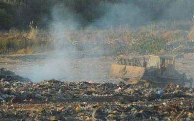 No afloja el malestar por el olor a basura quemada en distintas zonas del Barrio Monasterio