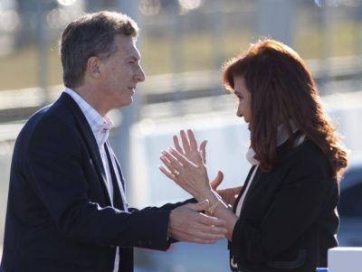 Rompe Macri su récord de imagen negativa, crece rápido la oposición y se dividen los votos sin CFK
