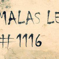 Malas lenguas 1116