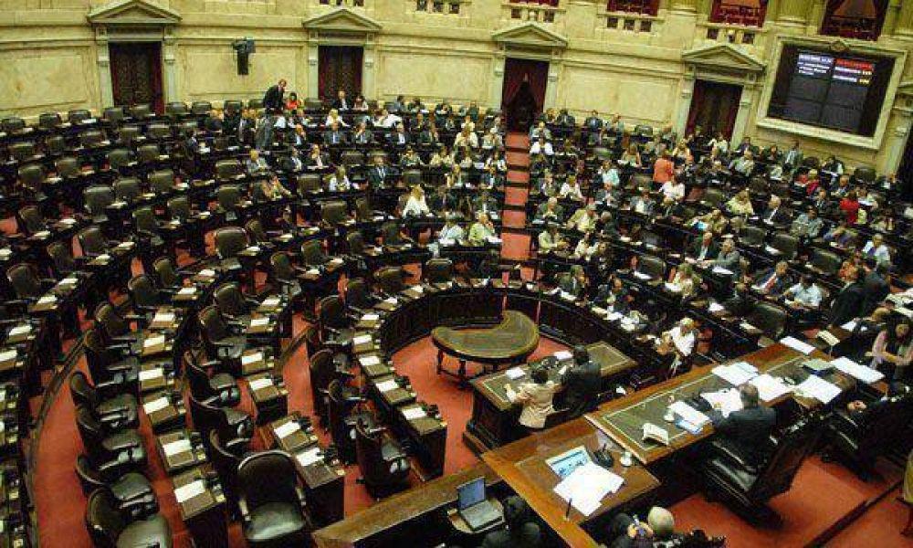 Aprobado en Senadores, Diputados tratará el proyecto para bajar la mayoría de edad