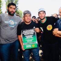 Pablo Moyano presiona a la CGT por un paro general