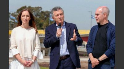 Vidal y Larreta: elecciones unificadas y campaña diferenciada