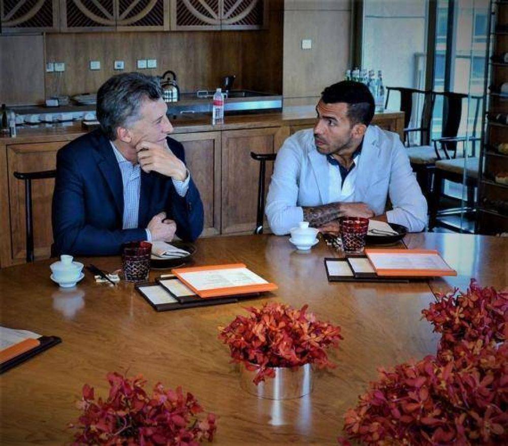 Parques eólicos: investiga la Justicia seis contratos de una empresa integrada por Macri y Tevez