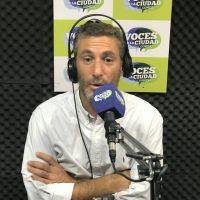 Luciano González asumió su rol como titular de la Dirección de Tránsito