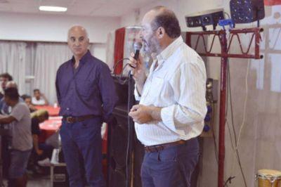 La caída del candidato de Macri en La Pampa generó inquietud en medio de la gira