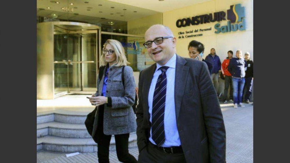La CGT se prepara para recibir al FMI, que ayer se reunió con Lavagna