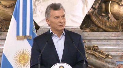 Macri, enojado con el bullying propio, pide cambio de agenda