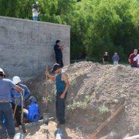 La nueva planta potabilizadora de Nogolí duplicará la provisión de agua
