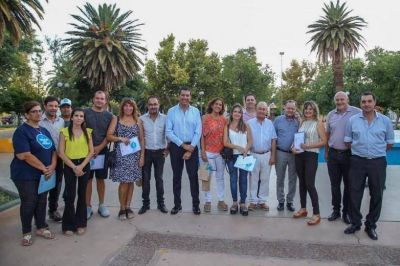Misión Buen Ambiente crece en Pocito