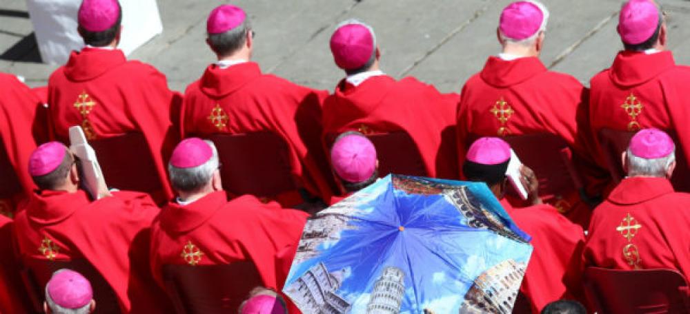 Obispops clericalismo