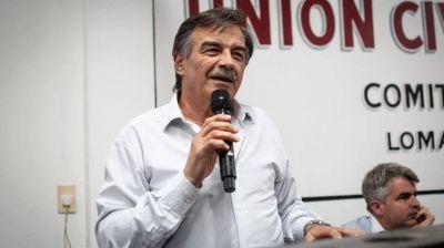 """Bazze destacó que para """"la gran mayoría"""" del radicalismo, el partido debe """"continuar en Cambiemos"""""""