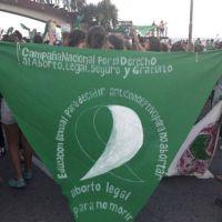 Cientos de mujeres se movilizaron en Mar del Plata por el derecho al aborto