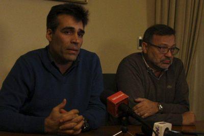 """Gigly sobre la candidatura de Lopez: """"estoy tratando de convencerlo"""""""