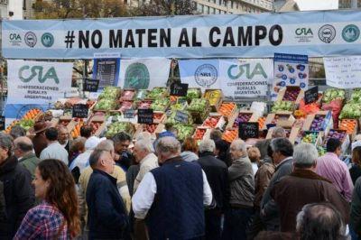 Antes de ir a votar, el campo bonaerense le exige a Cambiemos bajar la presión financiera e impositiva