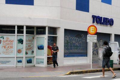 """El Sindicato de Empleados de Comercio cruzó a Toledo: """"los gremios no van en contra"""""""