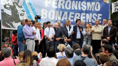 Se reúne el Congreso del PJ bonaerense: peronistas y kirchneristas a la caza de la