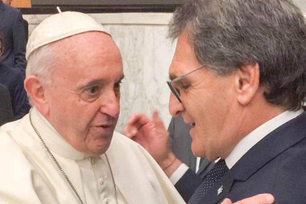 Encuentro entre el Papa y Avruj: