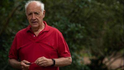 Junto a Sergio Uñac, Lavagna se prueba el traje de candidato