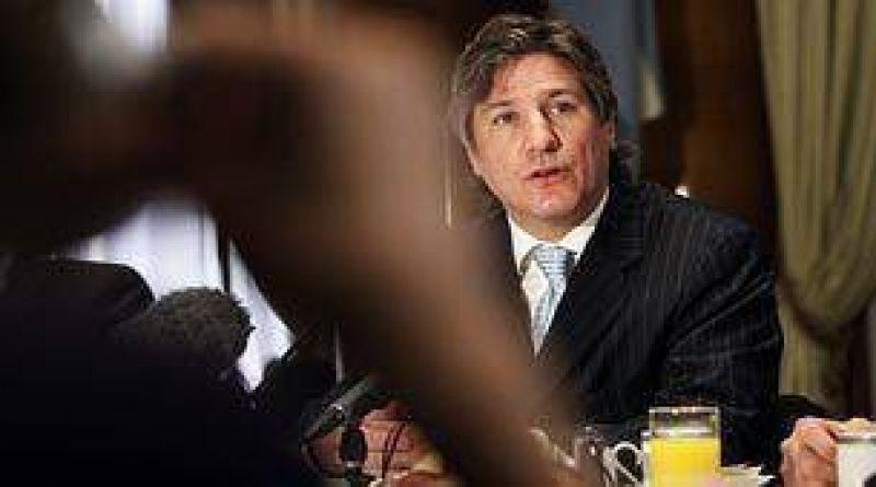 El ministro Boudou prepara su presentación ante el FMI