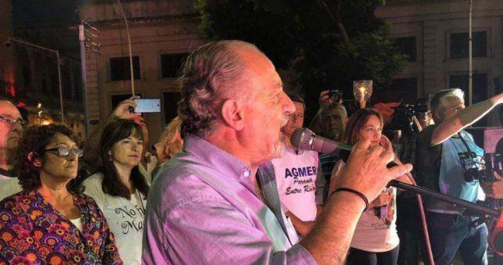 """Yasky anticipa que en marzo habrá una """"gran convocatoria"""" contra el Gobierno"""