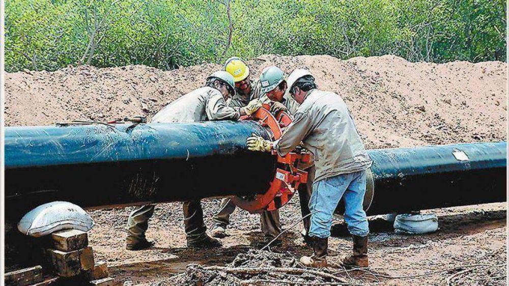 Vaca Muerta: incentivan con un mayor precio del gas la construcción de un gasoducto