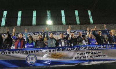 La Multisectorial 21F cumple un año y prepara nuevas protestas en las calles