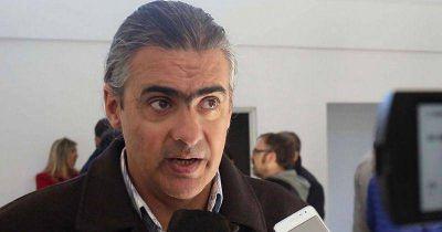 Valeri anticipó que la ampliación de la planta depuradora estará lista en octubre