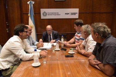 Guardavidas acordaron un aumento global del 56% con el municipio