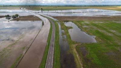 Santa Fe y Santiago del Estero suman más distritos afectados por las inundaciones
