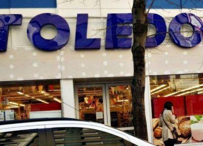 Ahora el dueño de Toledo culpó a los supermercados chinos por la crisis