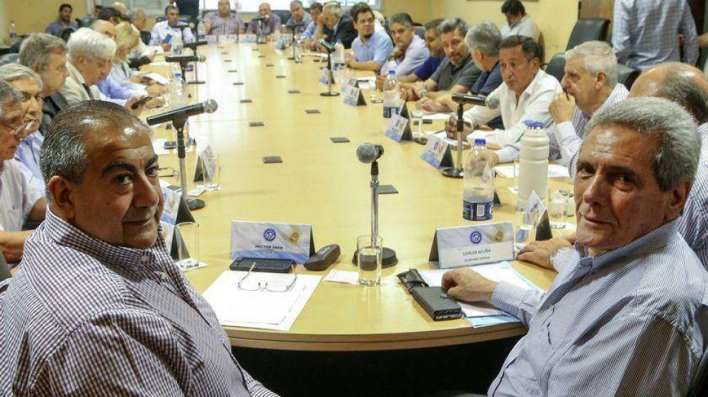 La CGT se reunió con el Fondo y anticipó que rechazará una reforma laboral