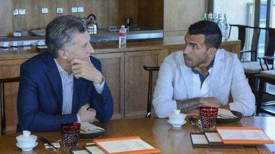 Parques eólicos: ampliaron la denuncia contra Mauricio Macri y sumaron a Carlos Tevez