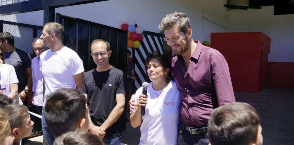 Marcelo Tinelli no hará sketch político, pero prepara su propia campaña para Showmatch