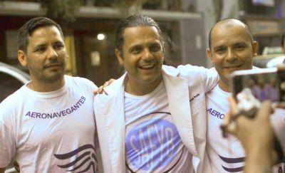 """SAFYB movilizó en rechazo a la""""licenciatura exprés"""" de ADEF y Farmacity"""""""