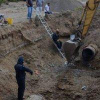 """Rotura del acueducto: """"hay daños en las cañerías que son irreversibles"""""""
