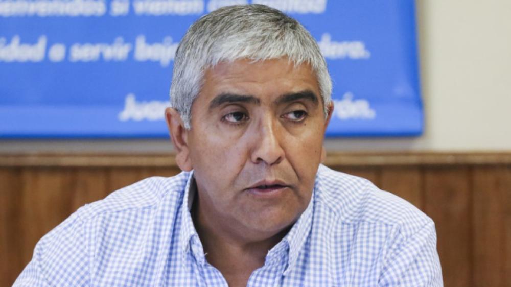Oscar Arancibia: