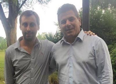 Pazos mantuvo un encuentro con el ministro Ritondo