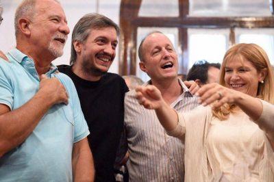 """El PJ bonaerense selló la unidad y convocó a los """"desencantados"""" de Cambiemos"""