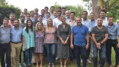 Ritondo coordinó un encuentro con referentes de Cambiemos y la interna de Ituzaingó vuelve a tener tres protagonistas