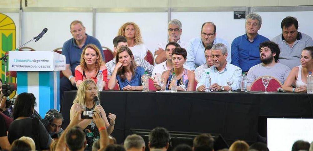 Barrera, presente en el congreso del PJ que definirá a los candidatos que enfrenten a Cambiemos