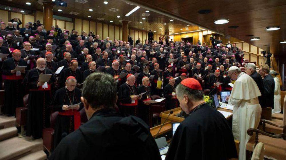 Francisco se pone la Iglesia al hombro